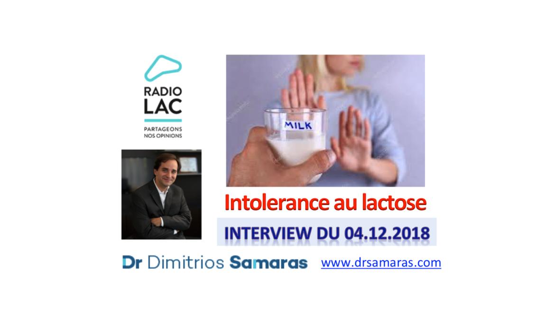 intolerance au lactose ou allergie au lait  on en parle au