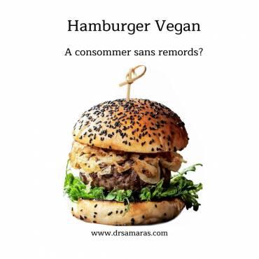 Ciel, mon burger est végane. Le Matin Dimanche, 27.10.2019